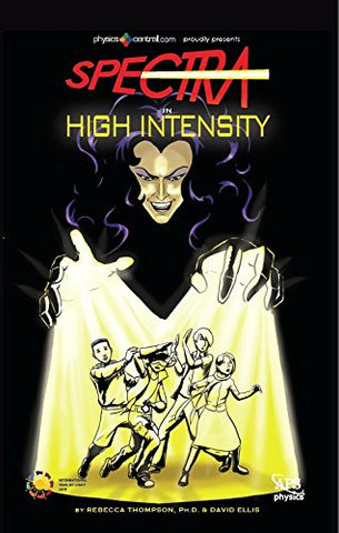 Spectra 7: Spectra in High Intensity Comic Book