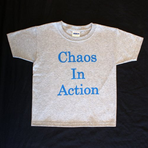 Toddler Chaos in Action T-shirt