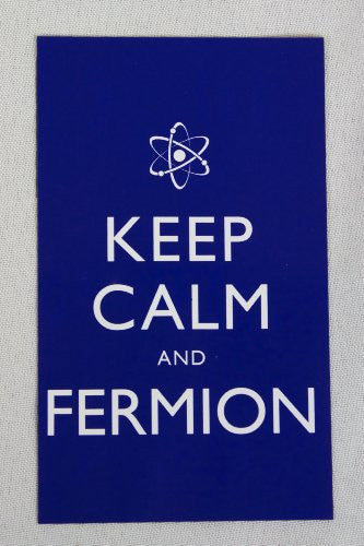Keep Calm and Fermion Magnet