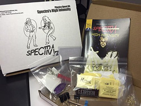 Spectra's High Intensity PhysicsQuest Kit