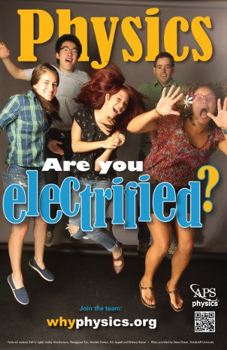 Are You Electrified? Poster