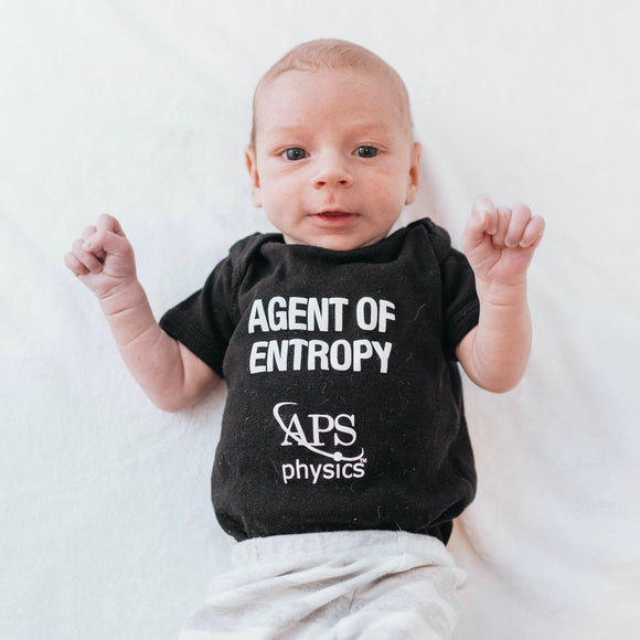 Agent of Entropy Onesie