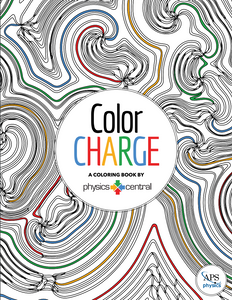 Color Charge Adult Coloring Book