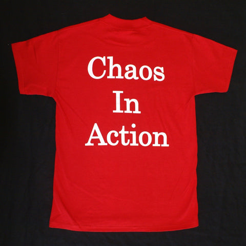 Youth Chaos in Action T-shirt