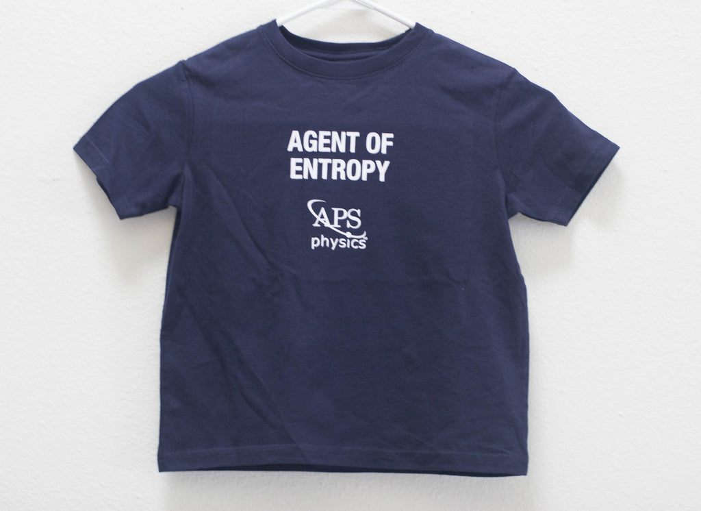 Toddler Agent of Entropy T-shirt