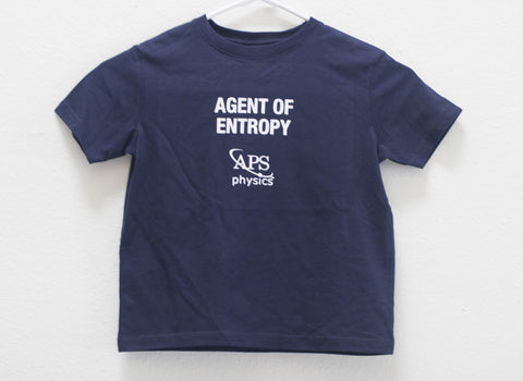 Agent of Entropy Toddler T-shirt