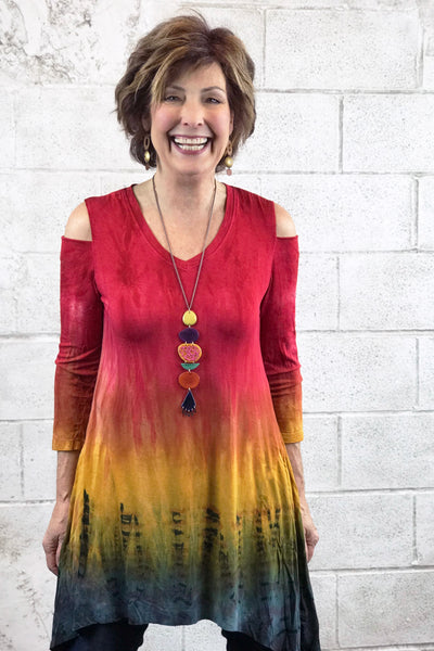 Jocelyn Tunic in Taos