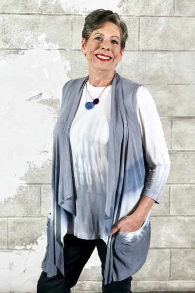 Sylvie Vest in Grey Horizon