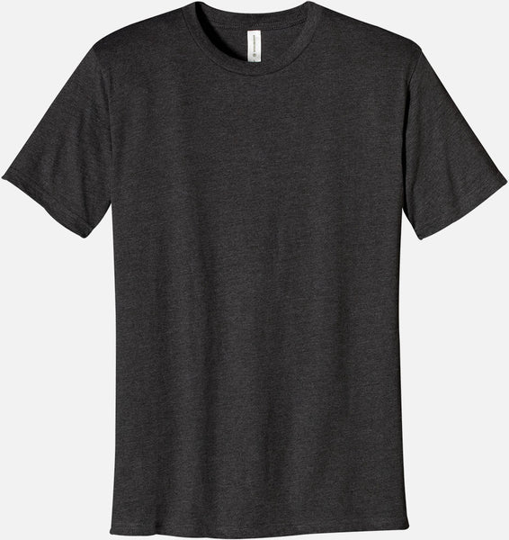 Eco Blended T-Shirt - Solid Black only on Sale, 1080BL - econscious