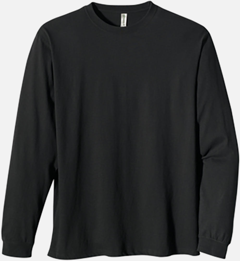 Men's Classic Organic Long Sleeve Tee (Select Colors), 1500P - econscious