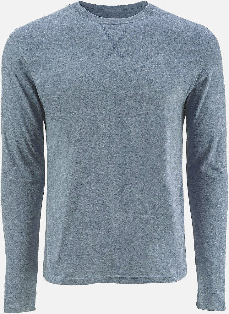 Sueded Jersey Long Sleeve, EC1588, WS-N - econscious