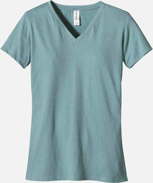 Women's V-Neck T-Shirt, EC3052 - econscious