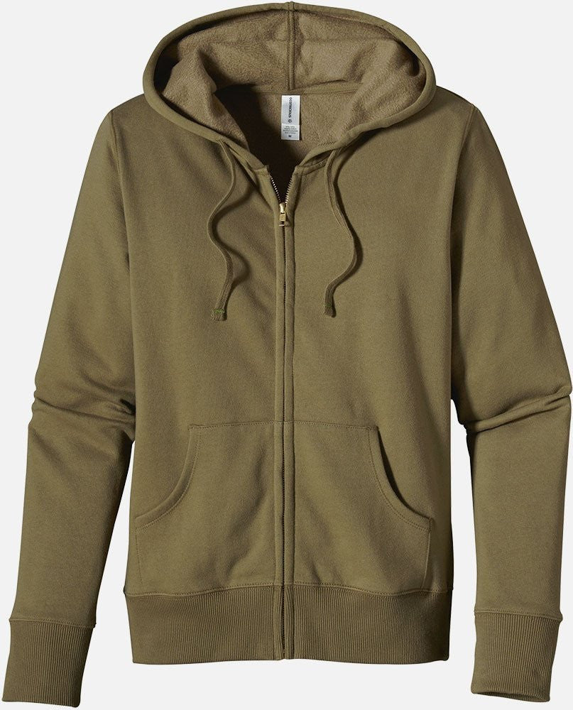 Women's Zip Hoody - Jungle on Sale, 4501 - econscious