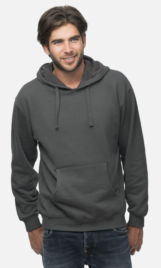 Washed Black Sale Pullover Hoody, EC5500P - econscious