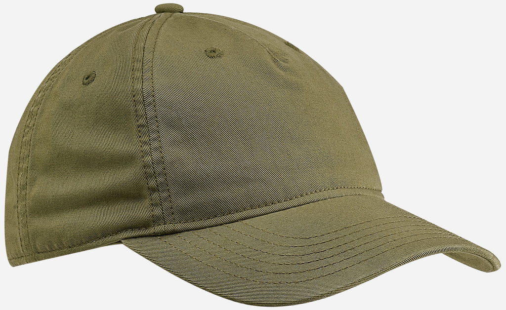 Unstructured 5-Panel Hat, EC7087, WS-N - econscious