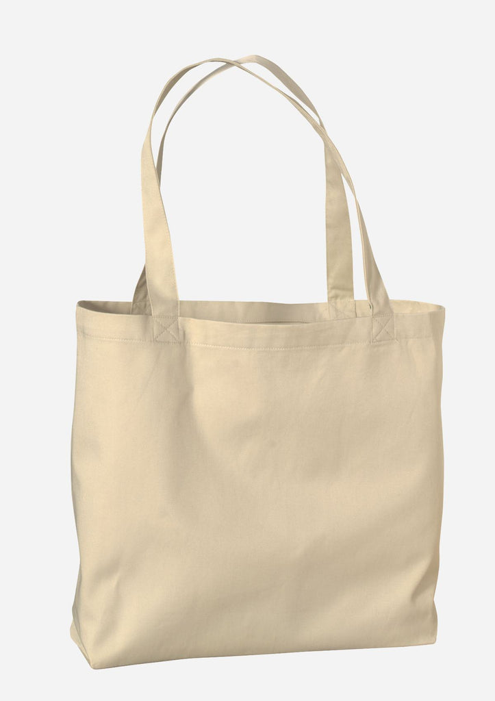 Large Twill Tote, EC8001 - econscious