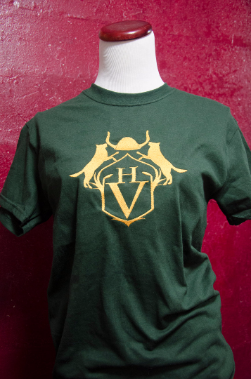 Hotel Valhalla Uni-Sex T-Shirt, Cosplay, Magnus Chase, Norse Mythology Inspired
