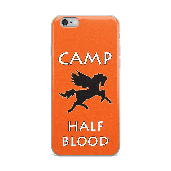 "Designer ""CHB"" Case, Percy Jackson Inspired iPhone Case"