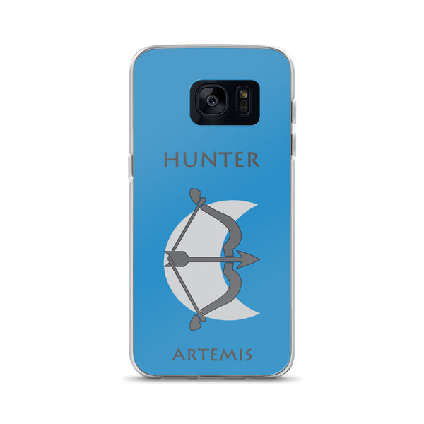 Camp Half-Blood Inspired Percy Jackson Hunter of Artemis Samsung Case