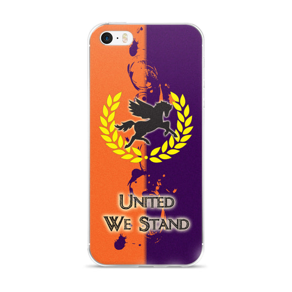 "Camp Half-Blood/Jupiter Inspired ""United we Stand"" Percy Jackson iPhone Case"