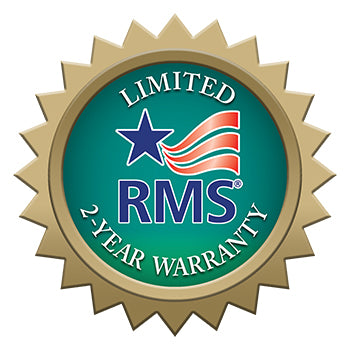 RMS 2 Year Warranty