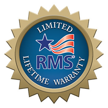 RMS Lifetime Warranty