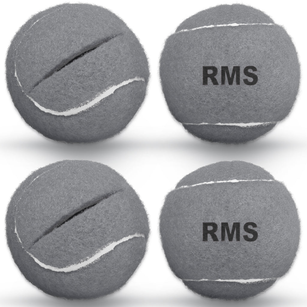 RMS - Grey Walker Glide Balls (4 pack)