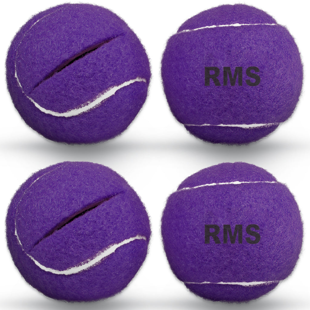 RMS - Purple Walker Glide Balls (4 pack)