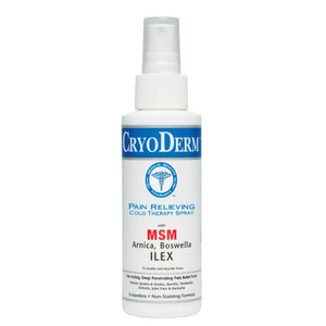 Cryoderm 4oz Spray Bottle