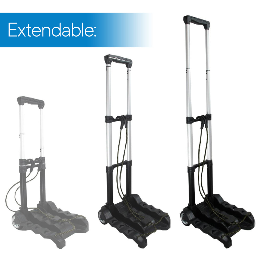 RMS - Folding Luggage Cart