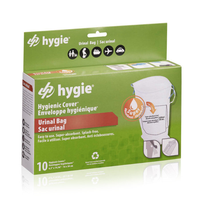 Hygie® Urinary Bag 10 Pack