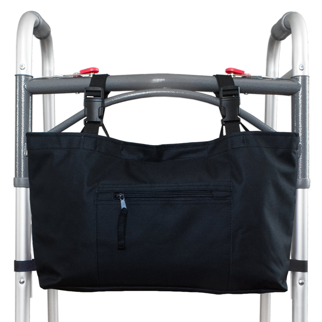 RMS Health - Black Walker Bag with Soft Cooler