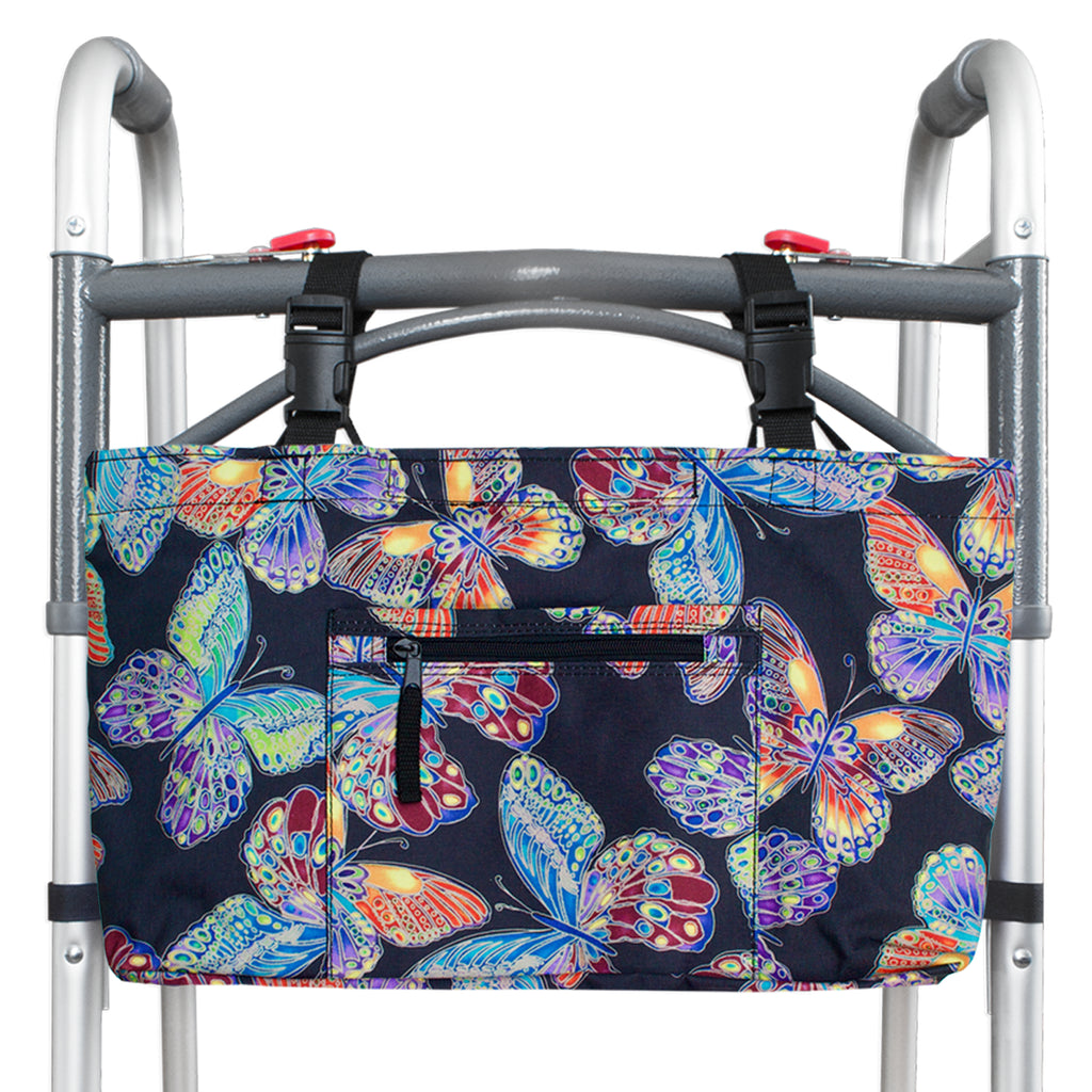 RMS - Vivid Butterfly Walker Bag with Soft Cooler
