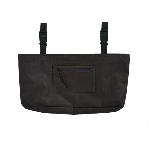 Black amazon tote bage for walker and roller