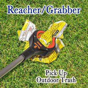 "26"" Red - Grabber Reacher with Rotating Head"