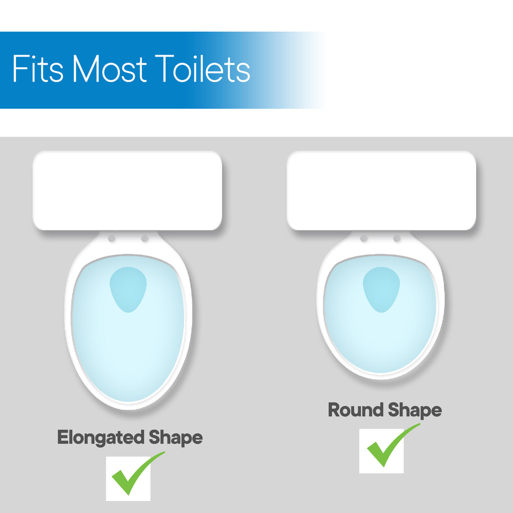 RMS - Elevated Toilet Seat