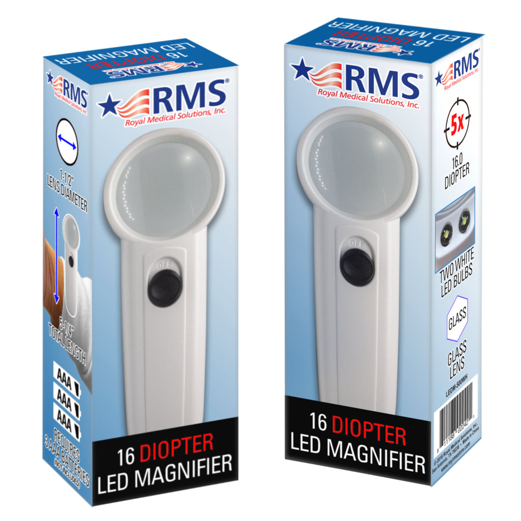 RMS Health - LED Magnifier