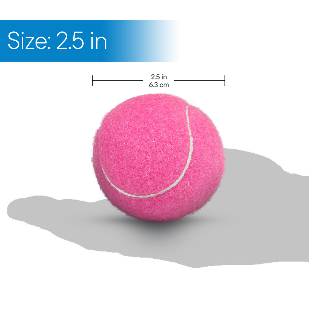 RMS Health - Pink Walker Glide Balls (4 pack)