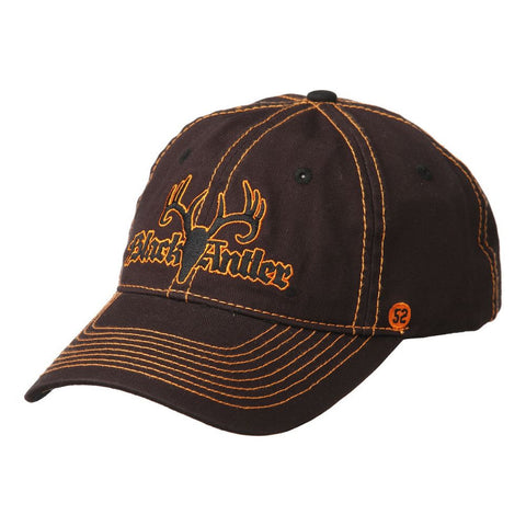 Black Antler Darker Cap
