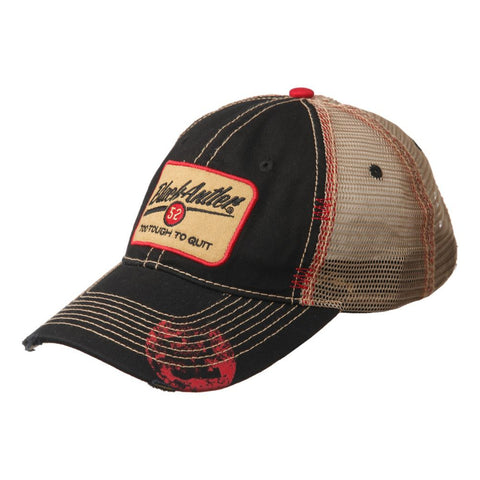 Black Antler Wrench Cap