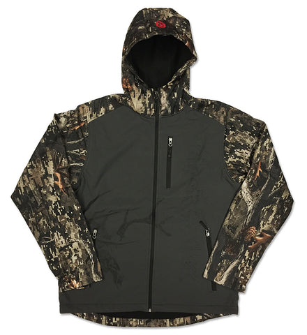 Black Antler Dagger Soft Shell Jacket