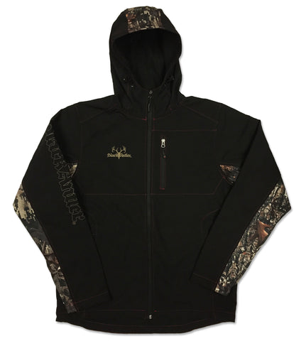Black Antler Spade Soft Shell Jacket