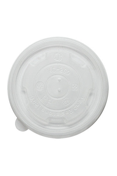 Flat Lids for 8oz Food Container