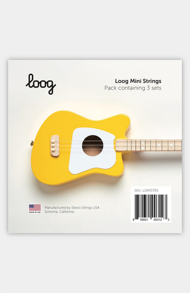 Loog Mini Guitar Strings