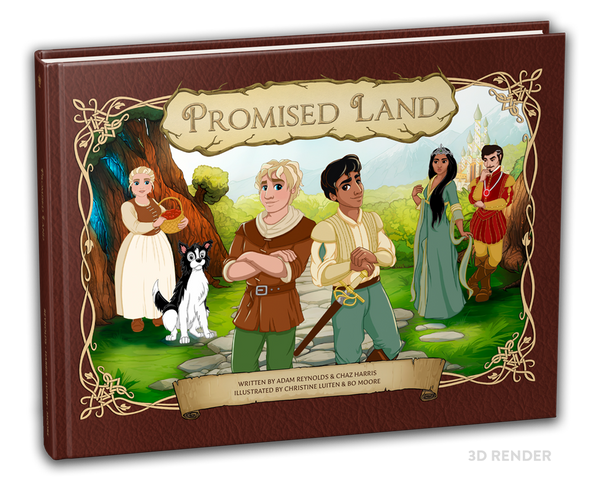 Promised Land - First Edition Children's Book
