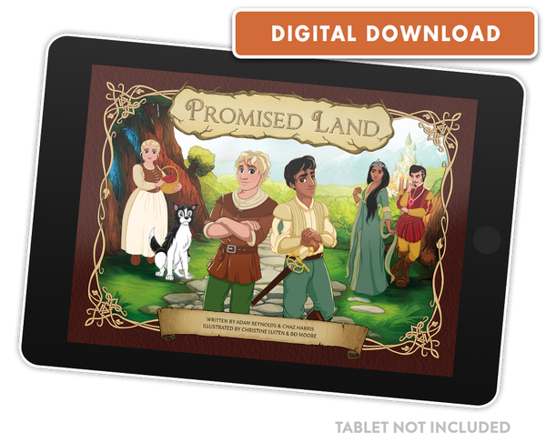 Promised Land (English) eBook
