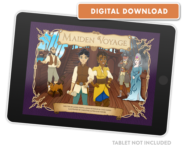 Maiden Voyage (English) [eBook]