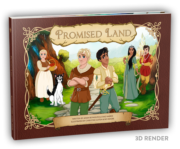 Promised Land - Children's Book (Paperback)
