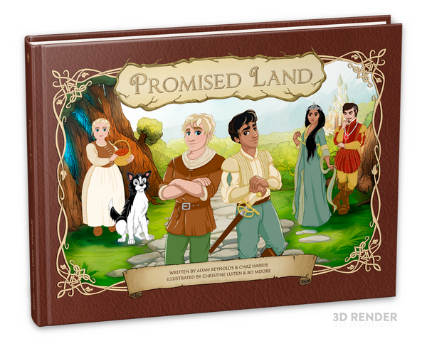 Promised Land - Children's Book (Hardback)