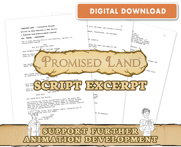 Support Us: 'Promised Land' Screenplay Excerpt